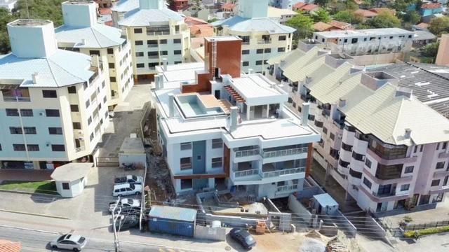 KS - Apartamento decorado nos Ingleses com 1 dormitório, obra em frente ao mar - Foto 4