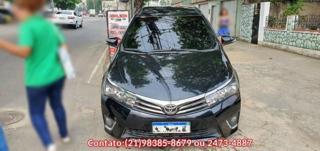 Toyota Corolla XEI Automático 2016 Flex/Gnv