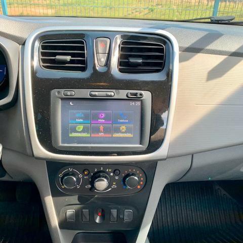 Renault Logan 1.0 Expression Manual - Flex 2019 - Foto 8