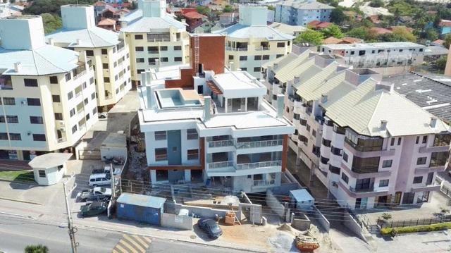 KS - Apartamento decorado nos Ingleses com 1 dormitório, obra em frente ao mar - Foto 9