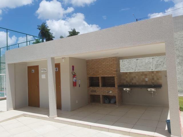 Alugo 2 quartos com suite e varanda, lazer completo, Jardins do frio em paulista - Foto 4