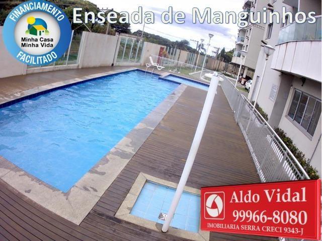 ARV40- Apartamento 2Q com suíte Varanda Piscina Club Completo - Foto 18