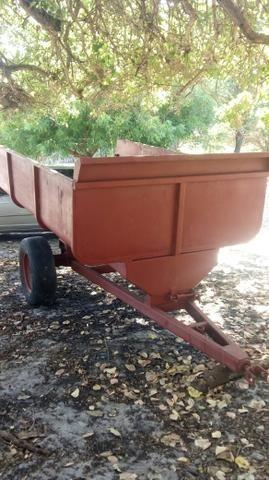 Vendo carroça casambão, p trabalho pesado - Foto 5