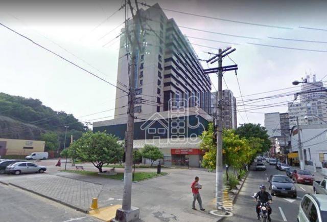 Sala para alugar, 22 m² por R$ 1.000,00/mês - Centro - Niterói/RJ - Foto 11