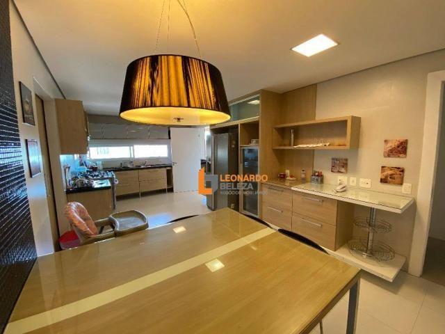 Apartamento Alto Padrão, Luxo à venda, 350 m² por R$ 3.990.000,00 - Meireles - Fortaleza/C - Foto 9