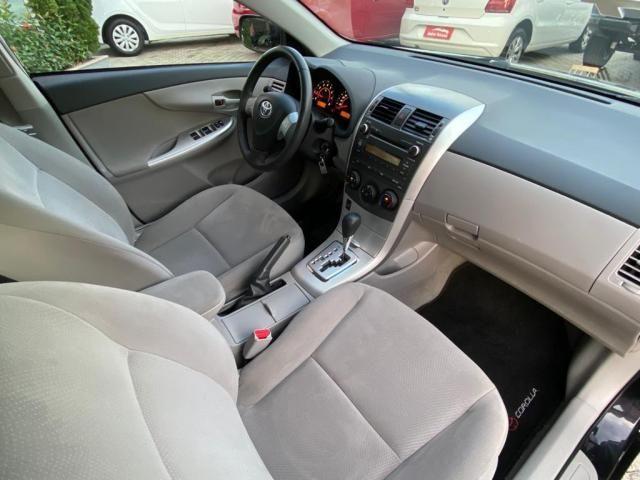 Toyota Corolla GLI 1.8 Flex Automtico 2014 - Foto 14