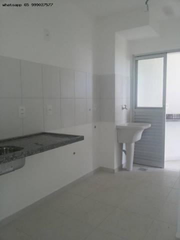 Apartamento para Venda em Cuiabá, Duque de Caxias, 3 dormitórios, 1 suíte, 2 banheiros, 2  - Foto 4