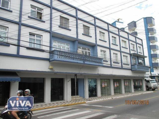 Sala comercial para locação, Centro, Itajaí - SA0334. - Foto 4