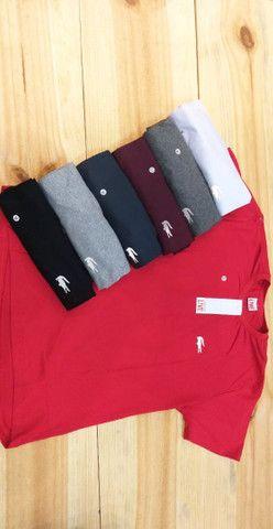 Camisas do P ao GG  - Foto 2