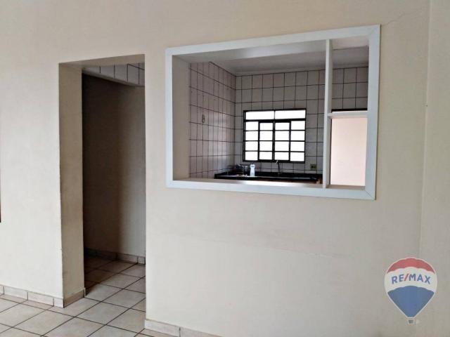 Casa 02 dormitórios, locação- Centro - Cosmópolis/SP - Foto 8