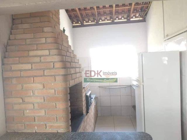 Rancho com 1 dormitório para alugar por R$ 3.800,00/mês - Granjas Rurais Reunidas São Juda - Foto 8