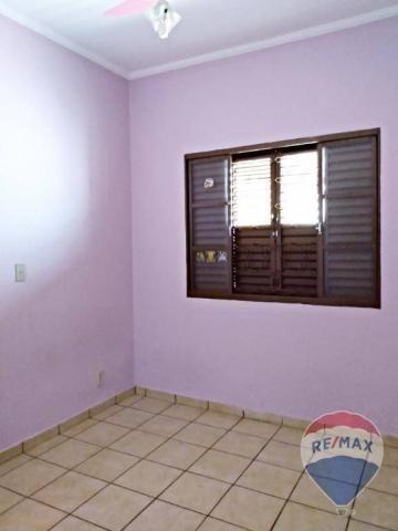 Casa 02 dormitórios, locação- Centro - Cosmópolis/SP - Foto 12