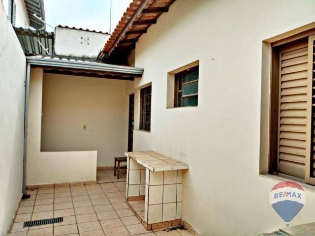 Casa 02 dormitórios, locação- Centro - Cosmópolis/SP - Foto 17