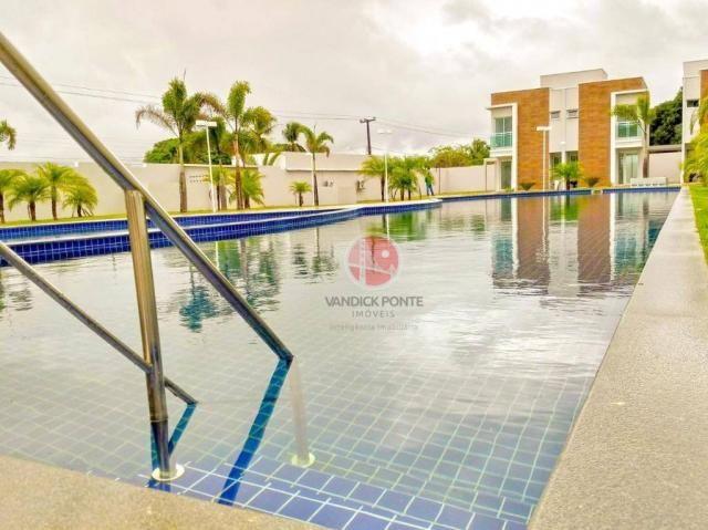 Casa à venda, 95 m² por R$ 350.000,00 - Eusébio - Eusébio/CE - Foto 4