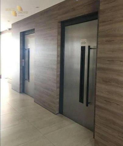 Apartamento com 3 dormitórios à venda, 120 m² por R$ 490. - Bosque da Saúde - Cuiabá/MT - Foto 7