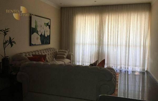 Apartamento com 3 dormitórios à venda, 120 m² por R$ 490. - Bosque da Saúde - Cuiabá/MT - Foto 6