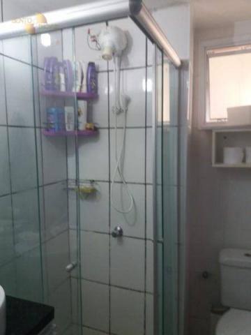Apartamento com 2 dormitórios à venda, 56 m² por R$ 200.000,00 - Jardim Florianópolis - Cu - Foto 11