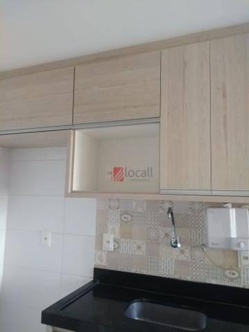 Apartamento com 3 dormitórios para alugar, 70 m² por R$ 1.600/mês - Boa Vista - São José d - Foto 9