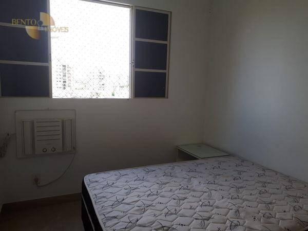 Apartamento com 3 dormitórios à venda, 190 m² por R$ 250.000 - Jardim Aclimação - Cuiabá/M - Foto 7