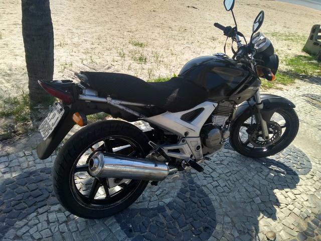Honda Twister 250cc ano 2008 . 5500 reais . * - Foto 2