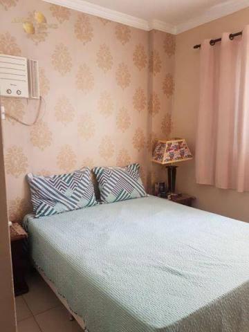 Apartamento com 2 dormitórios à venda, 68 m² por R$ 250. - Verdão - Cuiabá/MT - Foto 4