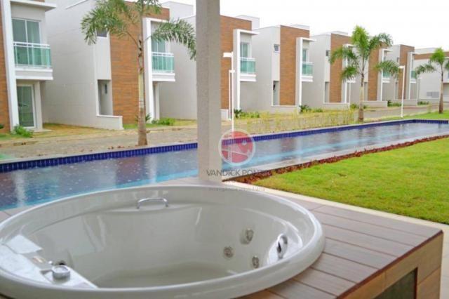 Casa à venda, 95 m² por R$ 350.000,00 - Eusébio - Eusébio/CE - Foto 3
