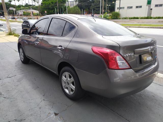 Nissan Versa 1.6 flex 2013 - Foto 4