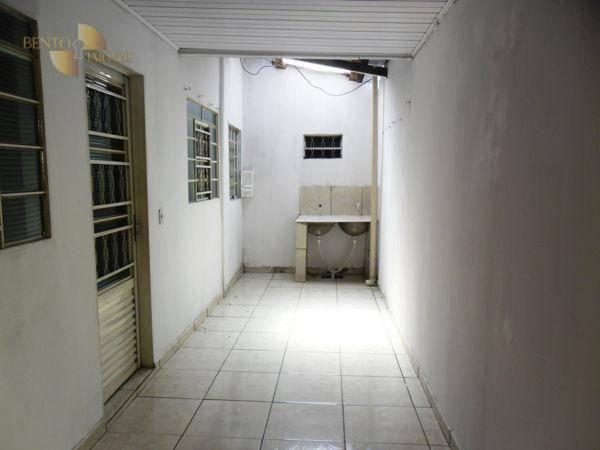 Casa com 3 dormitórios à venda, 160 m² por R$ 160.000,00 - Cohab Cristo Rei - Várzea Grand - Foto 12
