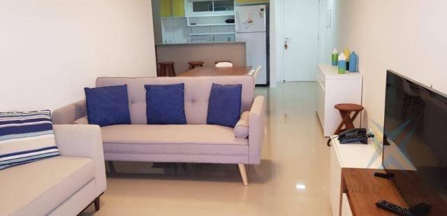 Apartamento Solarium, com 3 dormitórios à venda, 87 m² por R$ 450.000 - Porto das Dunas -  - Foto 3