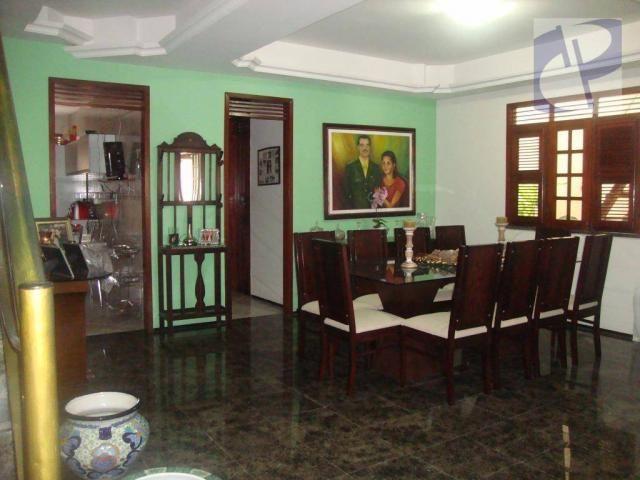 Casa residencial à venda, Edson Queiroz, Fortaleza - CA2542. - Foto 8