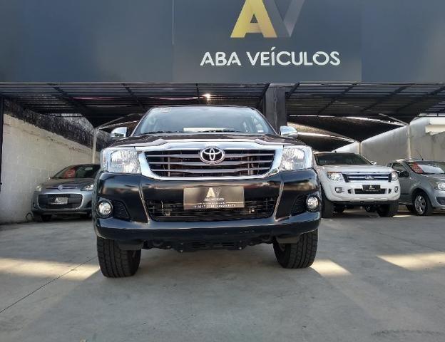 Toyota Hilux CD Srv 4x2 2.7 Flex Aut