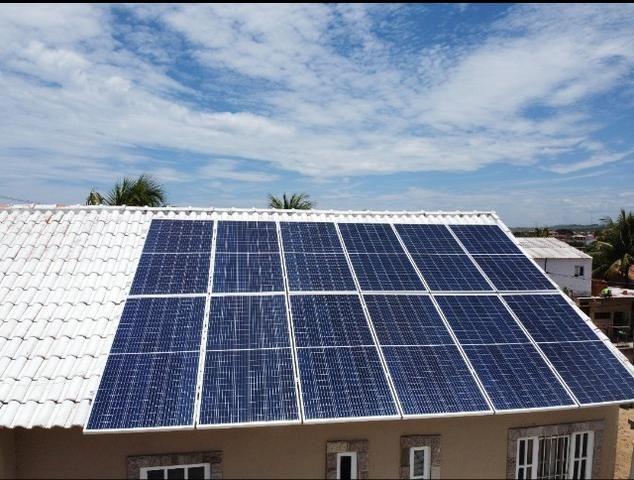 Instalação e Manutenção de Kit Solar