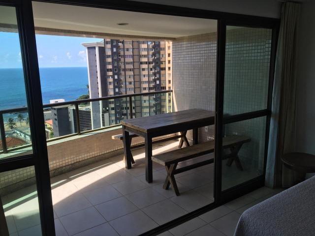 Apartamento Rio Vermelho Exclusive 1 Quarto 54m² Nascente Vista Mar Finamente Decorado - Foto 11