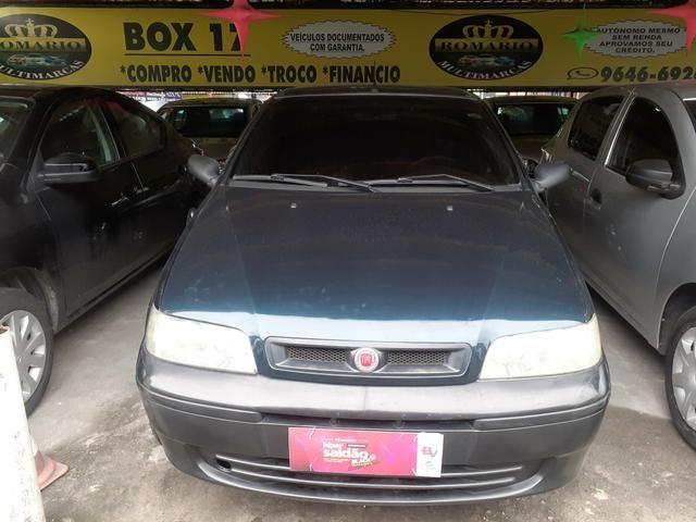 Fiat Palio 1.0 2003 Gasolina)