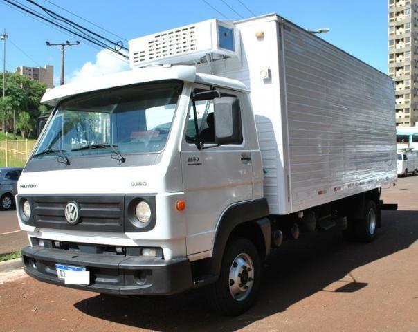 VW 9.160 Baú Refrigerado - Foto 2