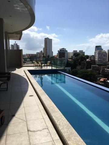 Apartamento Rio Vermelho Exclusive 1 Quarto 54m² Nascente Vista Mar Finamente Decorado - Foto 3
