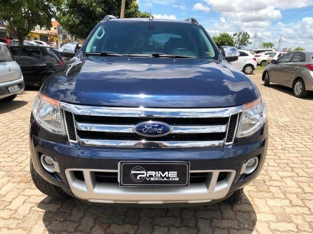 Ranger limited 3.2 4x4 diesel 2013 - Foto 2