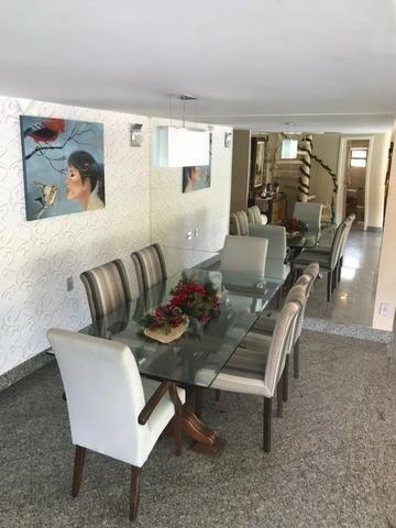 Vende-se Apt° Duplex com 06 suítes, 04 vagas de garagem, no Verbo Divino, BM!!! - Foto 3