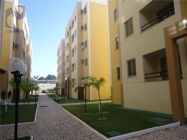 Apartamento à venda, 49 m² por R$ 150.000,00 - Messejana - Fortaleza/CE - Foto 3