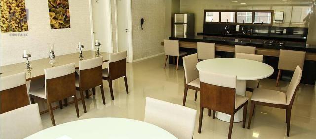 Apartamento residencial à venda, Cocó, Fortaleza - AP0758. - Foto 11