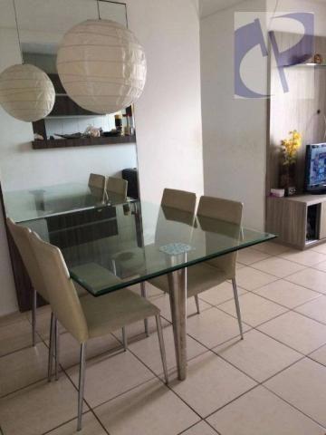Apartamento residencial à venda, Cambeba, Fortaleza. - Foto 8
