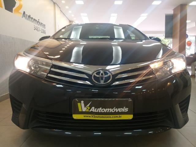 Toyota Corolla Gli flex automático 2014/2015 - Foto 2