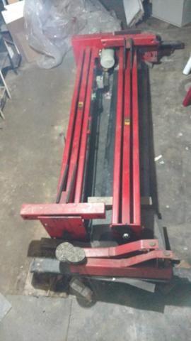 Elevador Automotivo Trifásico Engecass EC2600 - Usado - Foto 4