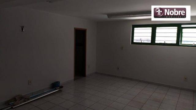 Sala para alugar, 30 m² por r$ 820,00/mês - plano diretor sul - palmas/to - Foto 2