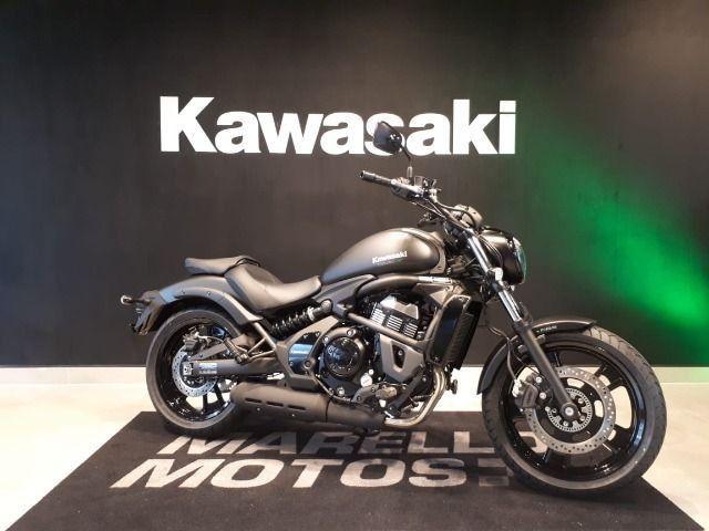 Kawasaki Vulcan S 650 ABS 0km 2020 - 2 Anos de Garantia! - Foto 2