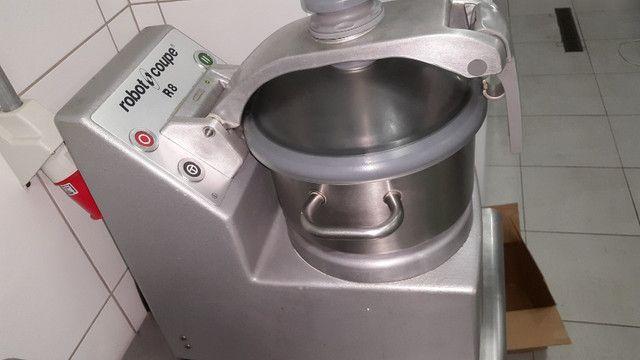Processador de alimentos Robot Coupe R8 (Cutter) - Foto 2