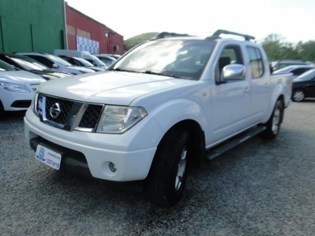 Nissan Frontier LE CD 4x4 2.5 8V
