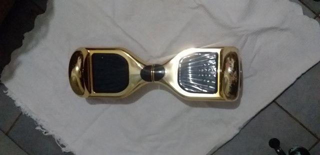 Overboard dourado - Foto 2