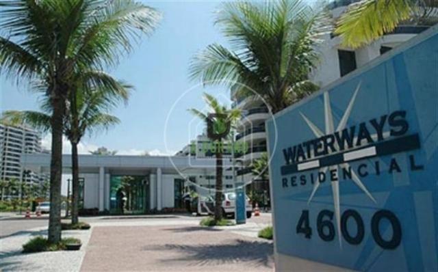 Apartamento à venda com 3 dormitórios em Barra da tijuca, Rio de janeiro cod:828684 - Foto 3