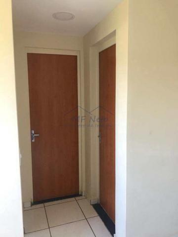 Apartamento à venda com 2 dormitórios em Vila pinheiro, Pirassununga cod:10131813 - Foto 8